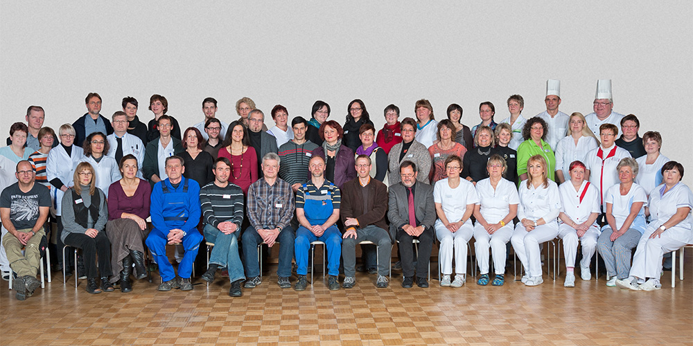Das Team - Fachklinik Klosterwald